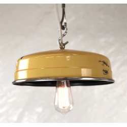 Vintage Enamel Light