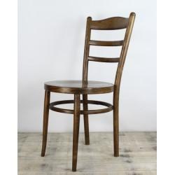 CHR73 European Oak Cafe Chair