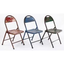 CHR191 Indian Cricket Chair