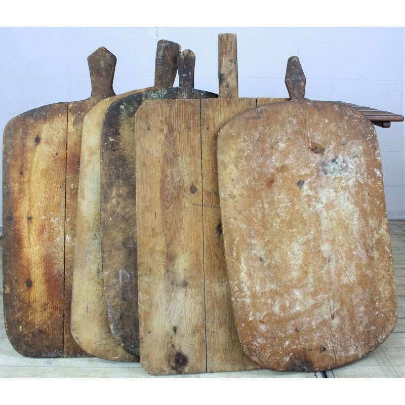 WD57D XXLarge Breadboards Assorted