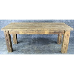 TB111 Square-Legged Table