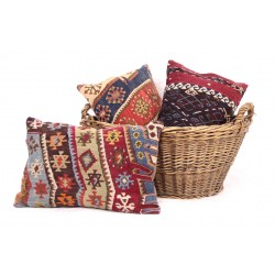 PL22 Antique Kilim Pillow
